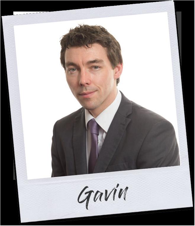 Finacial Affairs Gavin